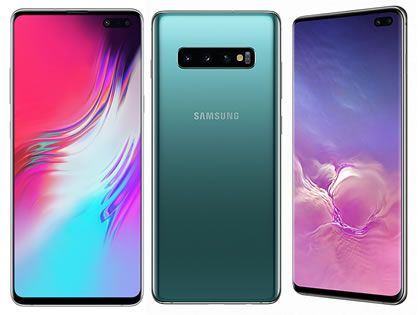 The Samsung Galaxy S10 5G is available from June 7th