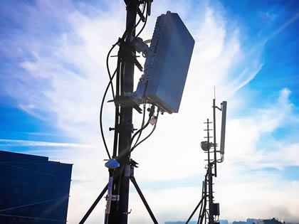 Irvine set to benefit from 5G in the future